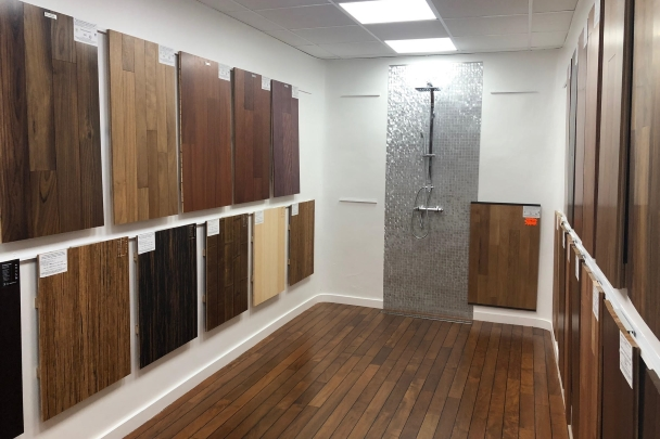 showroom atelier du parquet. Black Bedroom Furniture Sets. Home Design Ideas